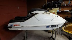 Kawasaki 300SX jetski for Sale in Eatonville, WA