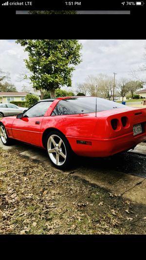 Chevy Corvette Targa Top LT1 for Sale in San Antonio, TX