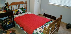 Kids twin bed frame and mattress for Sale in Marysville, WA