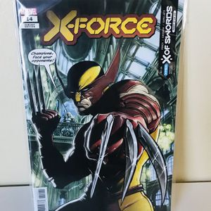 X-Force #14 Wolverine Variant Cover Edition for Sale in Richmond, CA