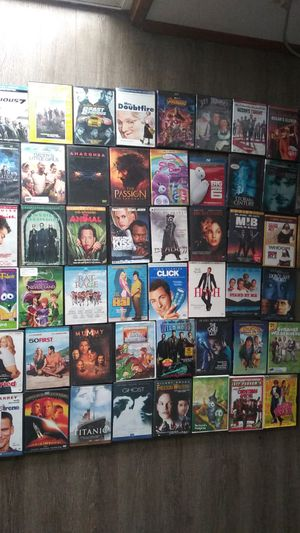 Movies movies movies for Sale in Springfield, OR