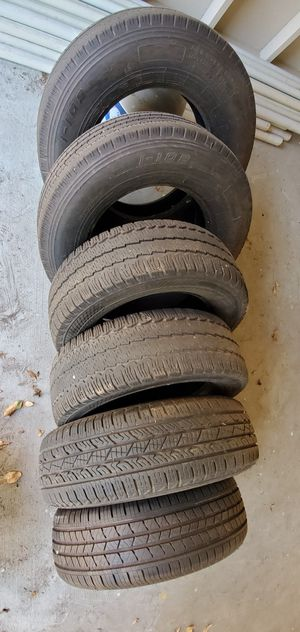 Tires difrent size for Sale in Buena Park, CA