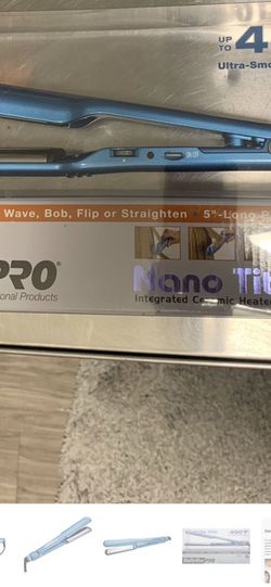 NEW Babyliss PRO Nano Titanium 1 1/2 width for Sale in Beverly Hills,  CA