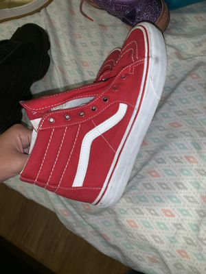 Vans size 6.5 for Sale in Miami Springs, FL