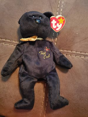 The End RARE Limited Edition Bear for Sale in Berkeley Township, NJ
