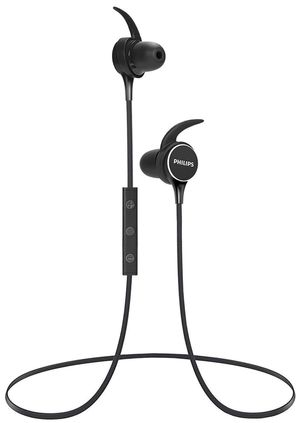 PHILIPS Wireless Earbuds Bluetooth Headphones, in Ear Headset Sport Stereo Earphone, Powerful Sound, IPX4 Waterproof with Mic for Sale in Santa Ana, CA