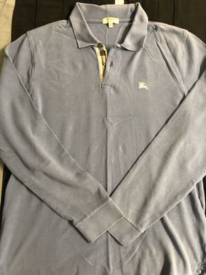 Burberry Polo Long Sleeve for Sale in Hayward, CA