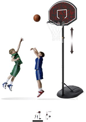 Portable Basketball Hoop for Sale in Ann Arbor, MI