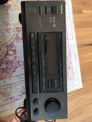 Onkyo AV receiver for Sale in Denver, CO