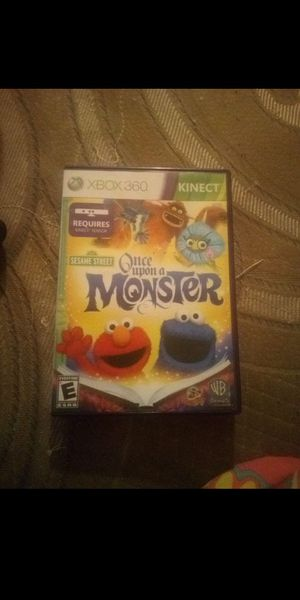 Xbox 360 video games monster once for Sale in New York, NY