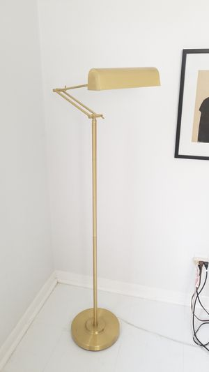 Brass lamp for Sale in Oakland Park, FL