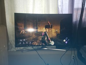 50 inch 4k smart tv good condition had remote for Sale in Reading, PA