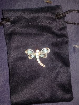 Opal Butterfly Charm for Necklace for Sale in Cleveland, OH