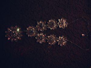 Women's crystal necklace for Sale in Denver, CO