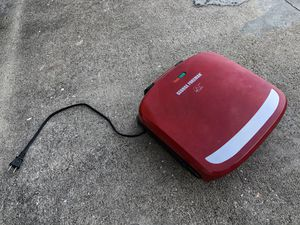 George Foreman Electric Countertop Grill for Sale in Kissimmee, FL