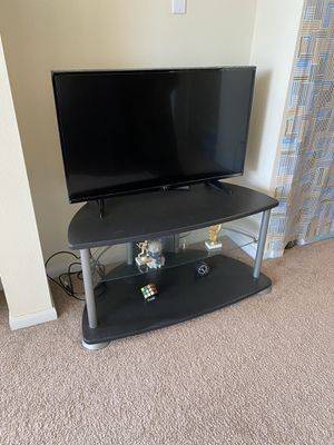 LG 43'inch UHD smart TV with Stand for Sale in O'Fallon, MO
