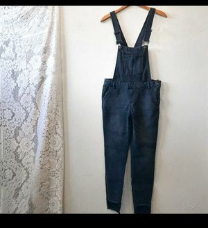Dollhouse black denim overalls for Sale in Edison, NJ