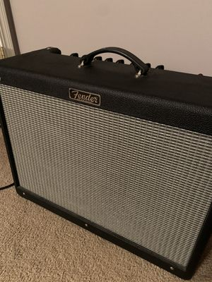 Fender Hot Rod Deluxe III 40W 1x12 Tube Guitar Combo Amp for Sale in Plainfield, IL
