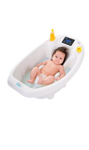Aqua scale 3 in 1, digital scale and water thermometer and infant tub for Sale in Silver Spring, MD