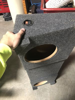 Subwoofer Box for Sale in Paradise Valley, AZ