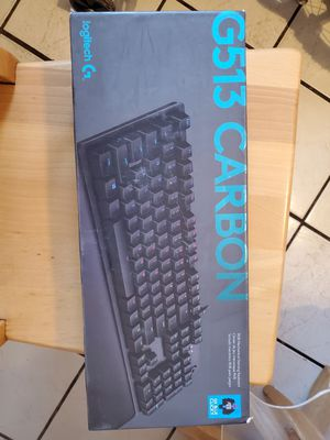 G513 CARBON KEYBOARD for Sale in San Jose, CA