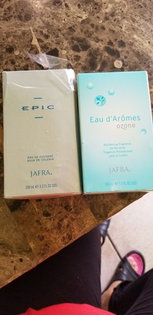 Jafra Epic cologne & Revitalizing Frangrance for Sale in Vernon, CA