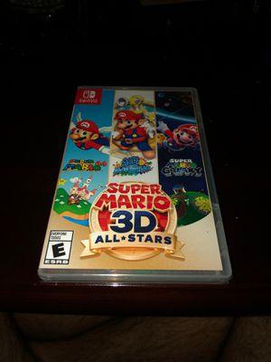 Mario 3D all stars for Sale in Miami, FL