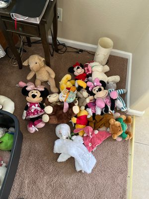Stuffed animals for Sale in Elk Grove, CA