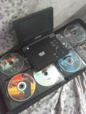 DVD player with movies for Sale in Denver, CO