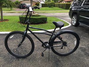 New shwinn midway 7 speed cruiser bike for Sale in Plantation, FL