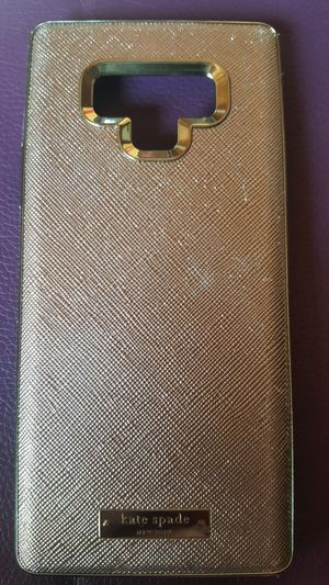 Kate Spade rose gold hard shell wrap case for Sale in Del Sur, CA