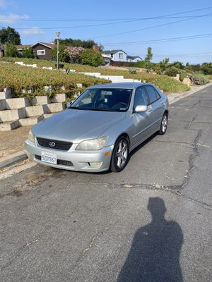2002 Lexus is300 for Sale in San Diego, CA