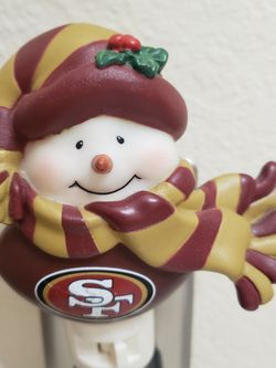 49ers Night Light for Sale in San Jose,  CA
