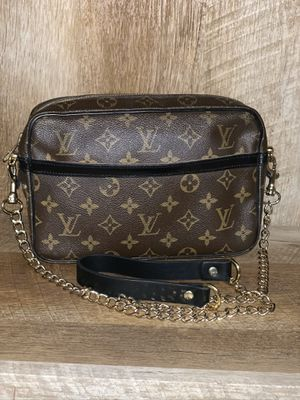 Custom Vintage Louis Vuitton Compiegne 23 With Chain Strap for Sale in Glendale, AZ