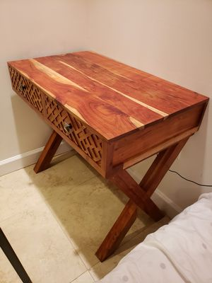 Handcrafted Console table Side table for Sale in Miami, FL