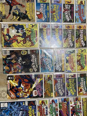 Spider-Man Comic Book Lot for Sale in Hondo, TX