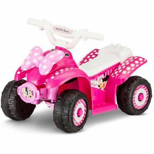 Disney Minnie 6V Battery Powered Ride-On Quad for Sale in Rockville, MD