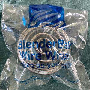"NIB Steel Wire Blender Ball For Drink Shakers 2"" for Sale in Urbandale, IA"