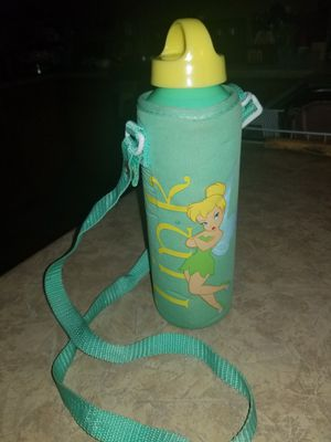 Tinkerbell water bottle for Sale in Youngtown, AZ
