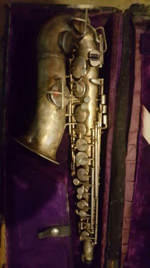 Vintage king alto saxaphone for Sale in Pittsburgh, PA