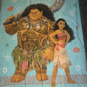 Moana Blanket for Sale in San Antonio, TX