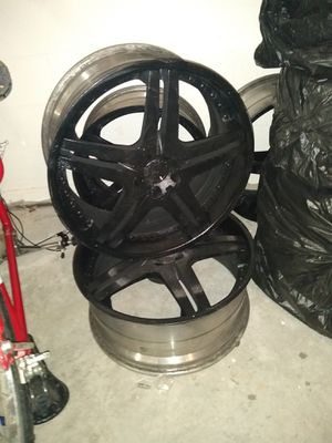 "22"" 5x120 5x4.75 for Sale in Gibsonton, FL"