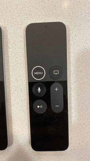 Apple TV remote Gen 4 for Sale in Phoenix, AZ