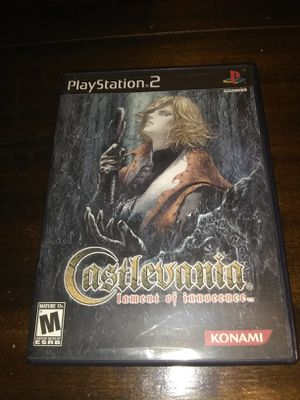Castlevania: Lament of Innocence PS2 for Sale in Queens, NY