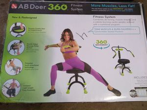 Ab doer 360 for Sale in Greenville, MS