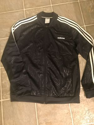 adidas Supergirl Track Jacket Size Large for Sale in Burlington, WA