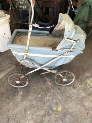 Antique baby doll carriage for Sale in Clovis, CA