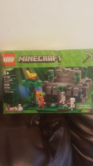 Lego 21132 The Jungle Temple New Retired for Sale in Denver, CO