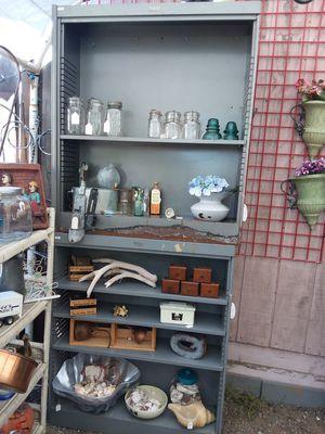 4- Vintage Metal Shelfs $40.00 Each for Sale in Santa Maria, CA