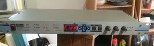 Digitech DSP 128 Plus Digital Signal Processor Sound Effects Delay Reverb etc Rack Mount for Sale in Akron, OH